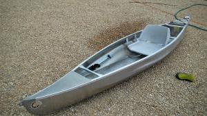 Osagian Aluminum Kayak