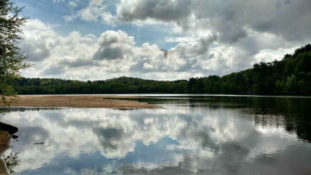 Lower Wisconsin River at Spring Green