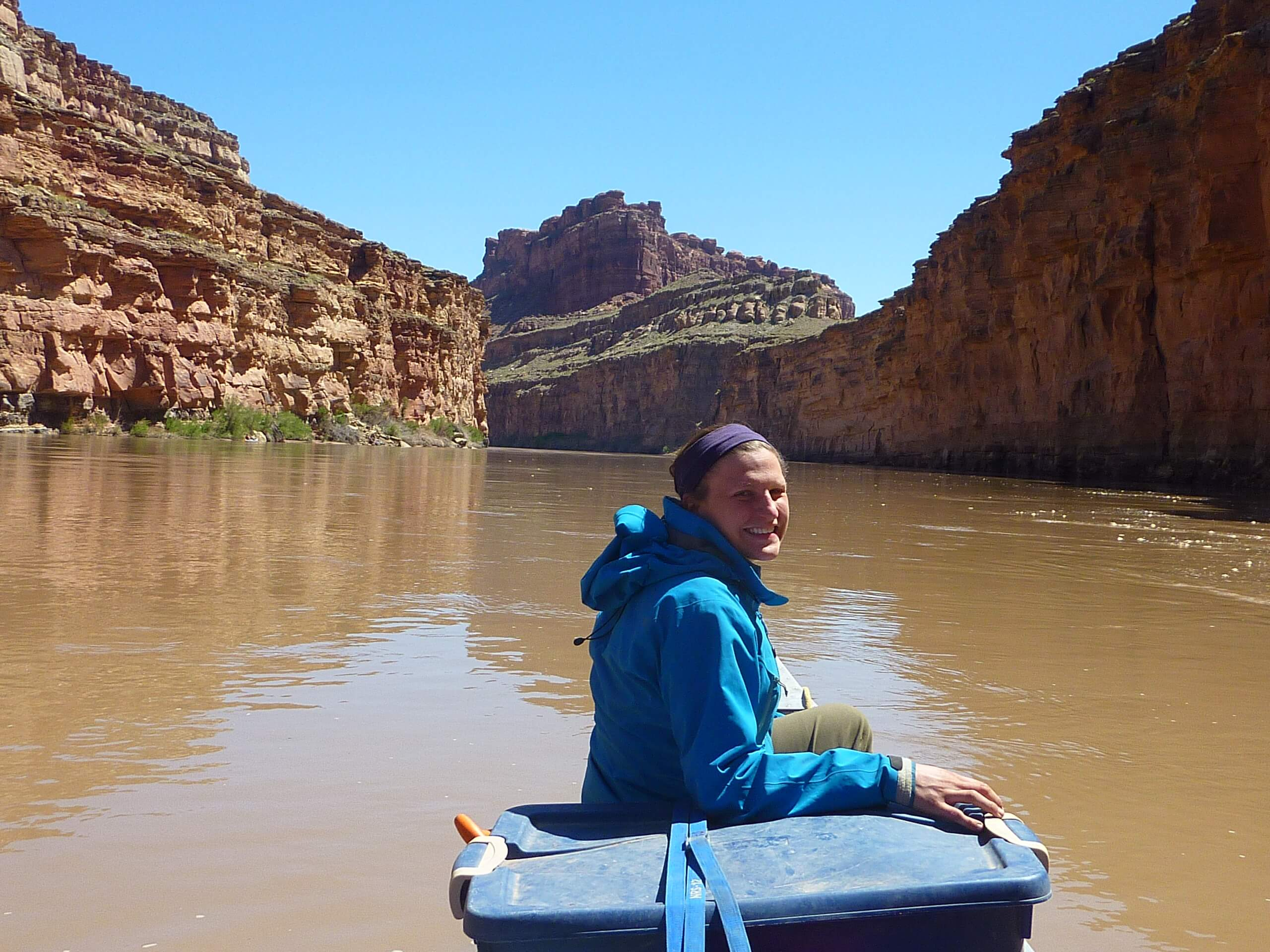 Canoeing the Colorado River with Wisconsin Canoe Company